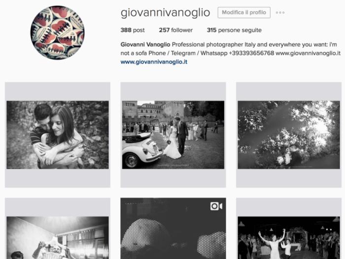 Follow me on Instagram!